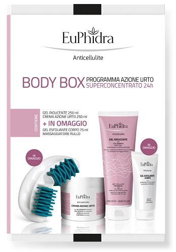 EUPHIDRA ANTIC BODY BOX TRATTAMENTO AZIONE URTO - Farmacento