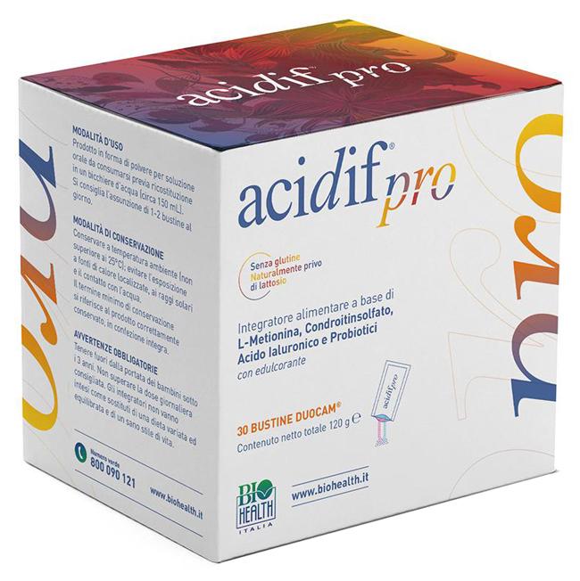 ACIDIF PRO 30 BUSTINE - Farmamille