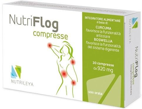 NUTRIFLOG 30 COMPRESSE - Farmacia 33