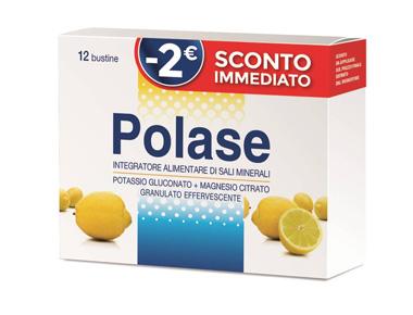 POLASE LIMONE 12 BUSTINE - Zfarmacia