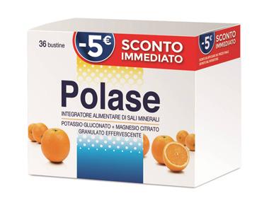 POLASE ARANCIA 36 BUSTINE PROMO - Farmamille