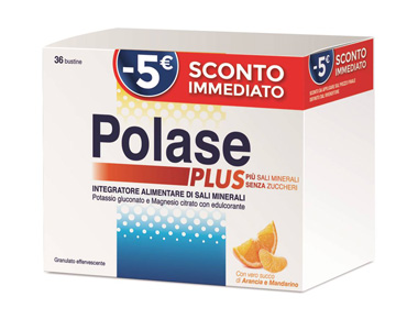POLASE PLUS 36 BUSTINE PROMO - Farmacia 33