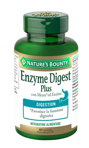 ENZYME DIGEST PLUS 90 TAVOLETTE - Farmacento