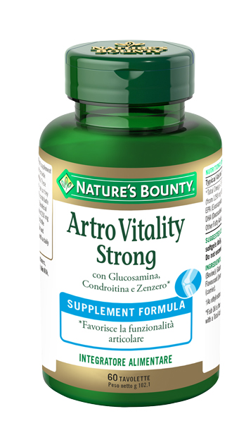 ARTRO VITALITY STRONG 60 TAVOLETTE - Antica Farmacia Del Lago