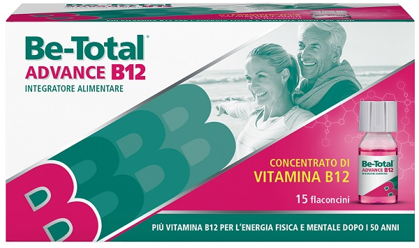 BETOTAL ADVANCE B12 15 FLACONCINI - Antica Farmacia Del Lago
