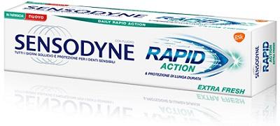 SENSODYNE RAPID ACT EXTRA FRESH - La tua farmacia online