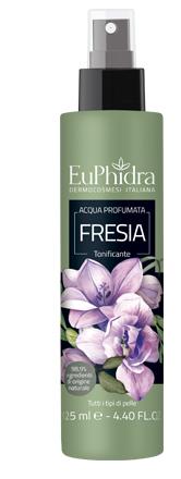 EUPHIDRA ACQUA PROFUMATA FRESIA  SPRAY 125 ML - FARMAPRIME