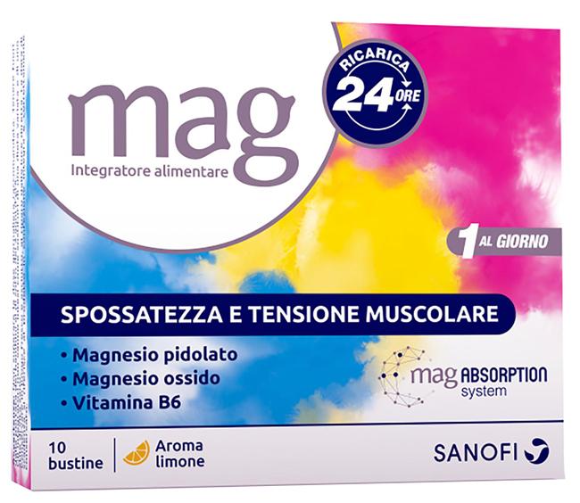 MAG RICARICA 24 ORE 10 BUSTINE - Farmastar.it
