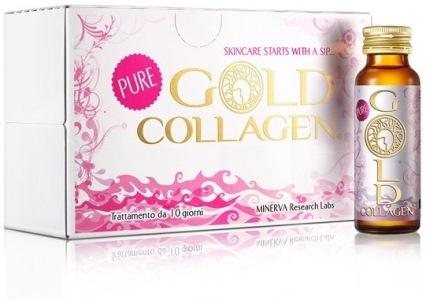 GOLD COLLAGEN PURE TRATTAMENTO MENSILE 30 FLACONI X 50 ML - La tua farmacia online