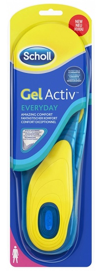 SCHOLL GEL ACTIV EVERYDAY DONNA - La tua farmacia online