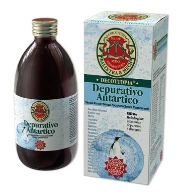 Tisanoreica Decottopia Depurativo Antartico con Stevia da 500ml - La tua farmacia online