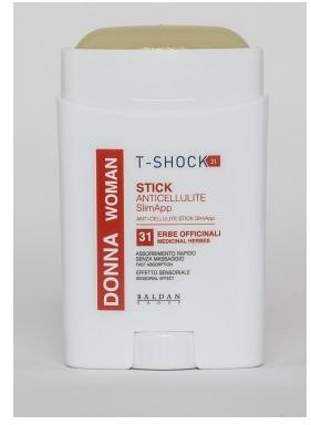 STICK ANTICELLULITE DONNA 75 ML T SHOCK 31 - Antica Farmacia Del Lago