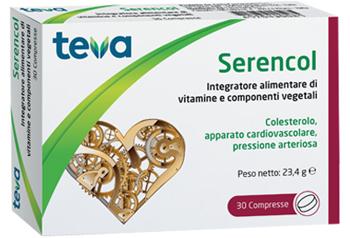 SERENCOL TEVA - Farmamille