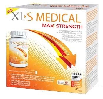 XLS MEDICAL MAX STRENGTH BIO OIL 120 CAPSULE - Farmamille