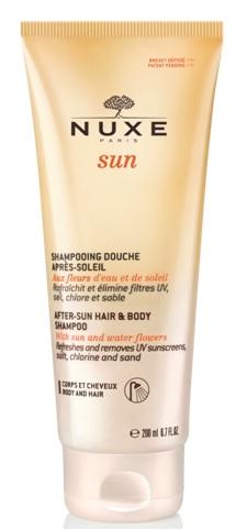 Nuxe Sun Shampoo Doccia Doposole Corpo e Capelli 200 ml - La tua farmacia online
