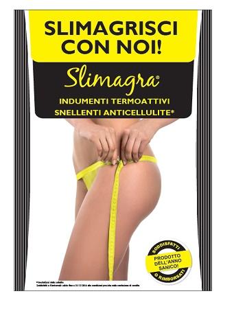 SLIMAGRA CORSARO NERO XL - Farmacento