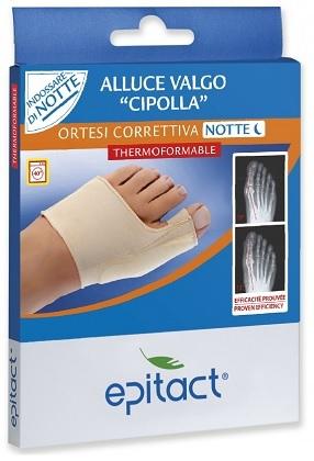 EPITACT ORTESI CORRETTIVA ALLUCE VALGO NOTTE M - Farmacento