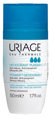 URIAGE DEO POWER3 ROLL ON 50 ML - Farmamille