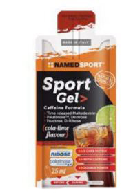 SPORT GEL COLA LIME 25 ML - Farmamille