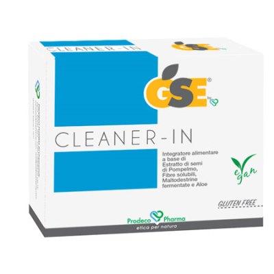 GSE CLEANER-IN 14 BUSTINE MONODOSE DA 5,45 G - Parafarmaciabenessere.it