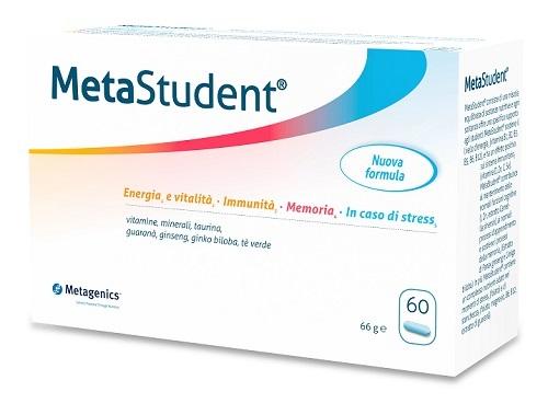 METASTUDENT 60 CAPSULE - Farmamille
