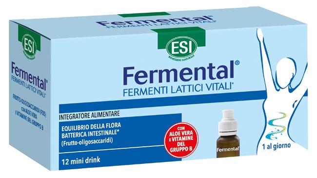 FERMENTAL MAX 20 CAPSULE - Farmastar.it