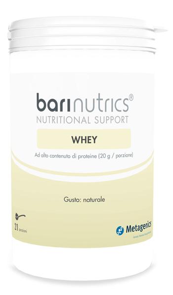 BARINUTRICS WHEY - Farmacia 33