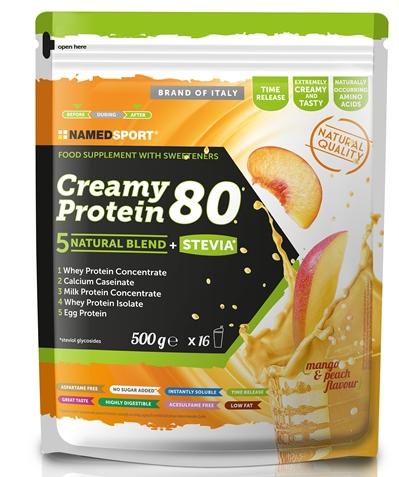 CREAMY PROTEIN MANGO PEACH 500 G - FARMAPRIME