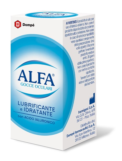 ALFA LUBRIFICANTE 10 ML - Farmaciasconti.it