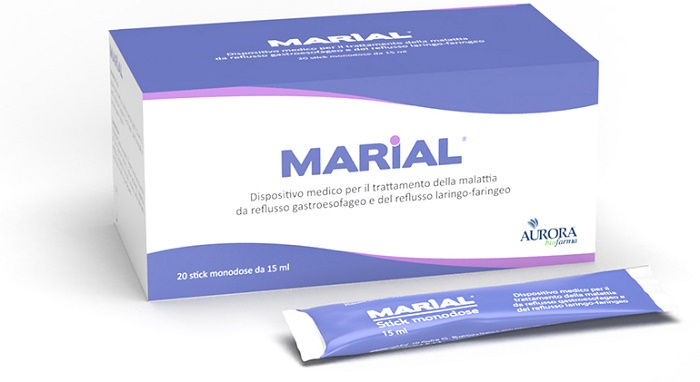MARIAL 20 ORAL STICK 15 ML - Farmacento