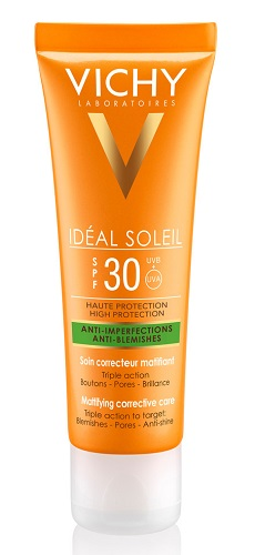 IDEAL SOLEIL VISO ANTI-IMPERFEZIONE SPF30 50 ML - Antica Farmacia Del Lago