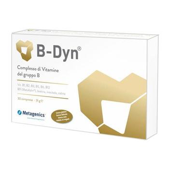 B-DYN 30 COMPRESSE  - Zfarmacia