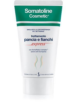 SOMATOLINE COSMETIC PANCIA E FIANCHI EXPRESS 250 ML - Farmastar.it