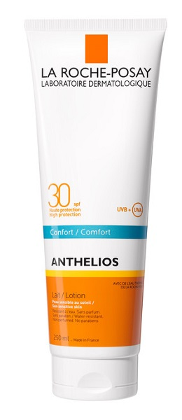 LA ROCHE POSAY SOLE ANTHELIOS LATTE SPF 30 PELLI SENSIBILI 250 ML - Farmastar.it
