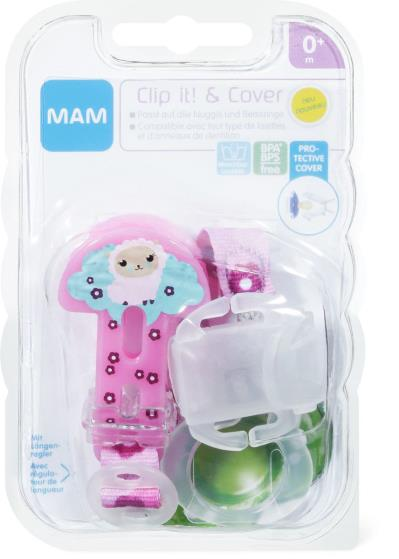 MAM CLIP IT & COVER - FARMAEMPORIO