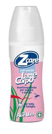 ZCare Pelli Sensibili Latte Corpo 100 ml - Farmalilla