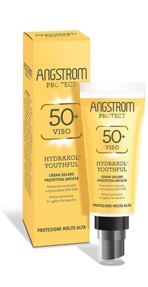 Angstrom Protect Crema Solare Viso Antietà Protezione Molto Alta 50+, 40ml - La tua farmacia online