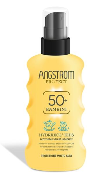 Angstrom Protect Latte Spray Solare Bambini Protezione 50+ Molto Alta 175 ml - La tua farmacia online
