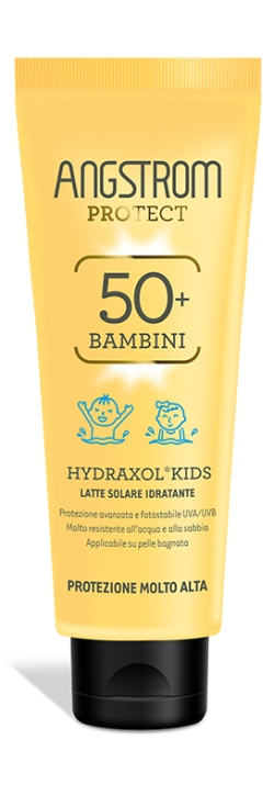 Angstrom Protect Latte Solare Idratante Bambini Protezione 50+ Molto Alta 125 ml - La tua farmacia online