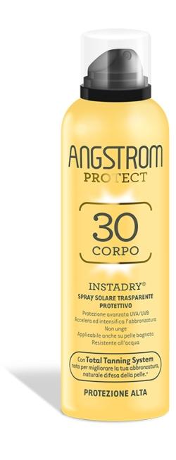 Angstrom Protect Instadry Spray Solare Protezione 30 Alta 150 ml - La tua farmacia online