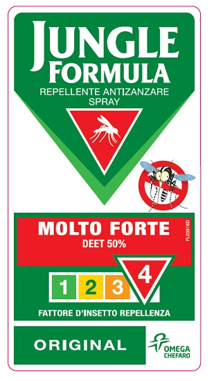 JUNGLE FORMULA MOLTO FORTE SPR - Farmajoy