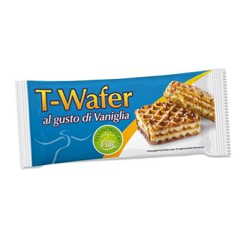 Tisanoreica Style T-Wafer al gusto di Vaniglia Intensiva 35 g - La tua farmacia online