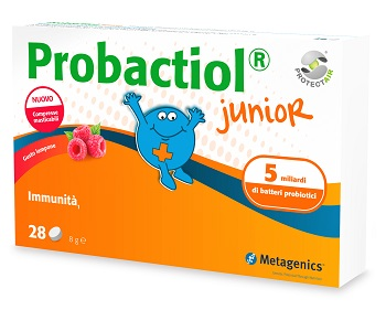 PROBACTIOL JUNIOR CHEWABLE ITA 28 COMPRESSE MASTICABILI - Farmacia 33