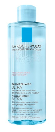 LA ROCHE POSAY ACQUA MICELLARE PELLE REATTIVA 400 ML - FARMAPRIME