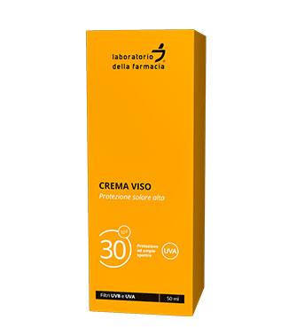 LABORATORIO DELLA FARMACIA SOLARE CREMA VISO SPF30 50 ML - Farmaciasconti.it