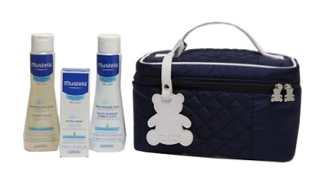 MUSTELA  BORSA VIAGGIO TRAVEL SET 2019 - Farmastar.it