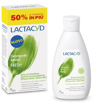 LACTACYD FRESH 300 ML - Farmabravo.it