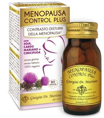 MENOPAUSA CONTROL PLUS 80 PASTIGLIE - FARMAEMPORIO