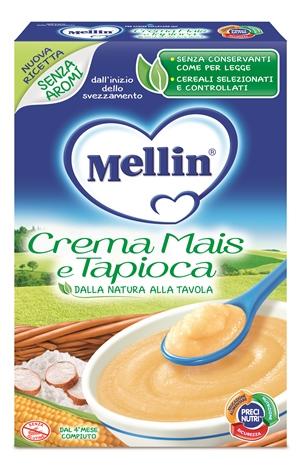 MELLIN CREMA MAIS E TAPIOCA 200 G - Farmaciasconti.it