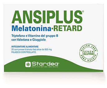 ANSIPLUS RETARD 20 COMPRESSE BISTRATO FAST SLOW 955 MG - Antica Farmacia Del Lago